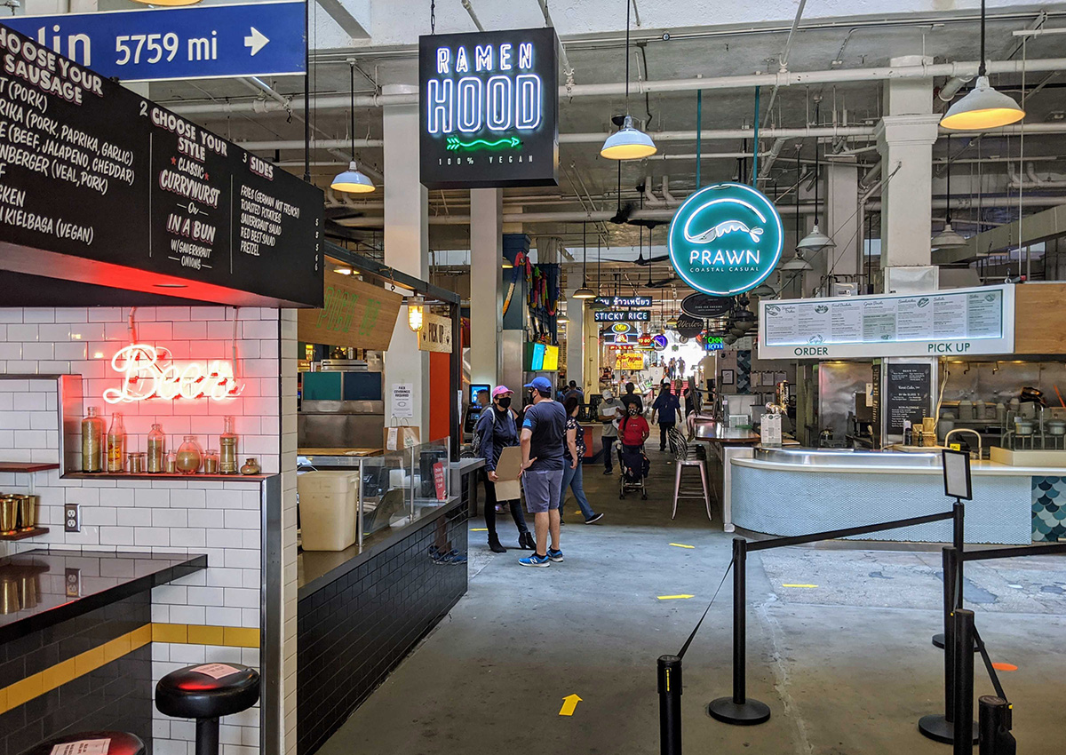 DTLA Sees Small Steps Forward, Small Steps Back
