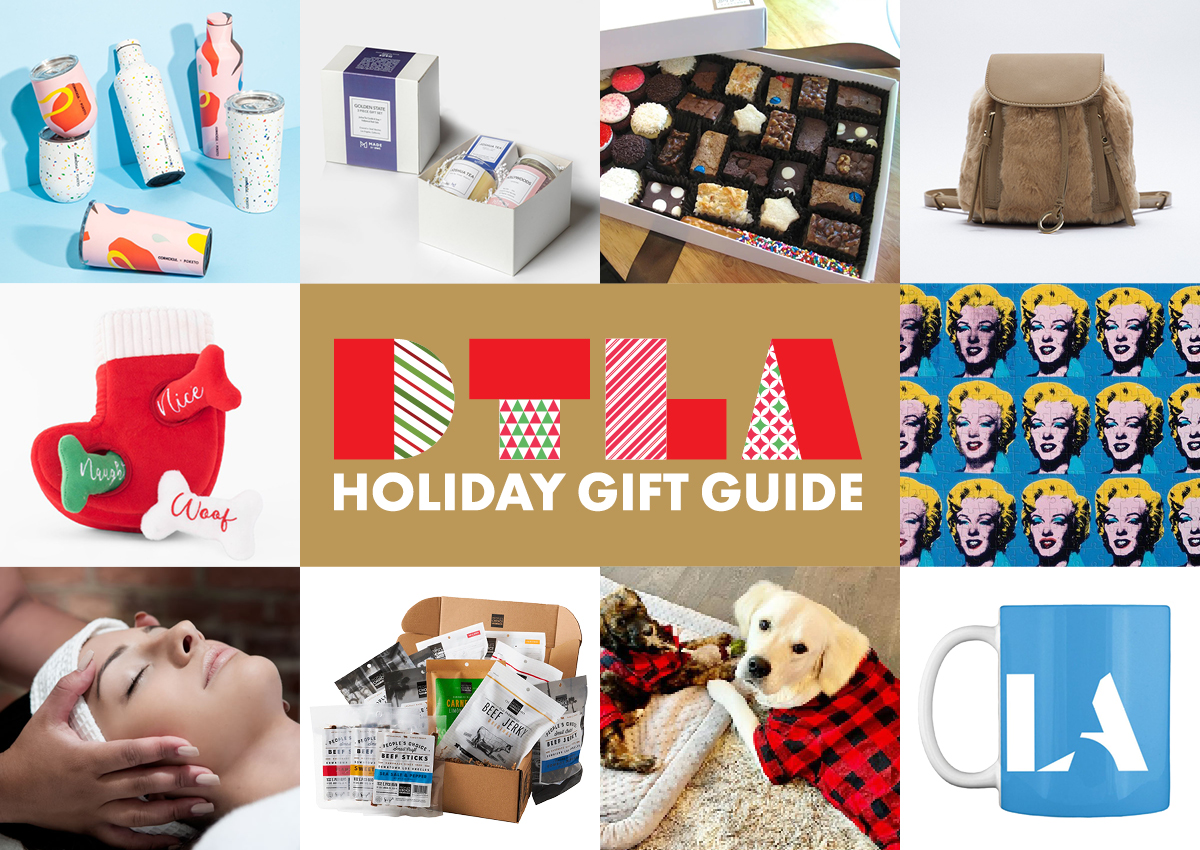 The 2020 DTLA Holiday Gift Guide