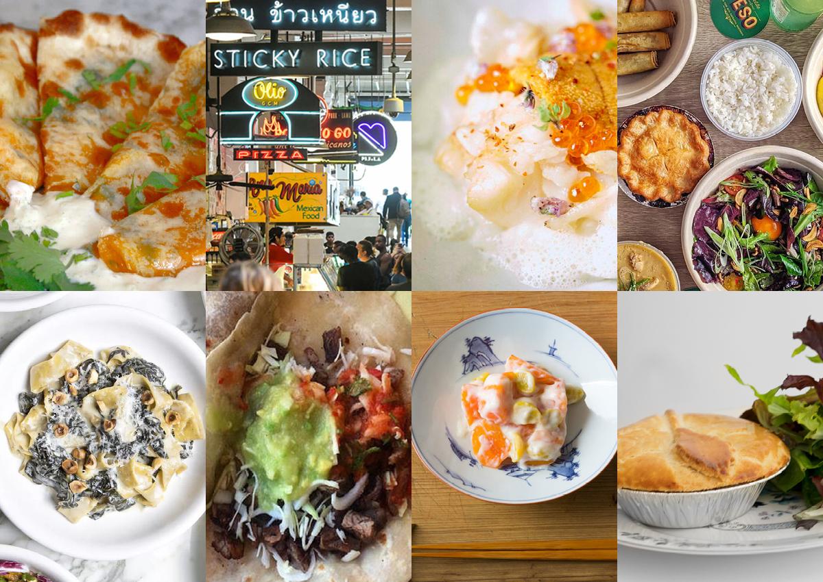8 DTLA Restaurants Make the L.A. Times' Top 101 List