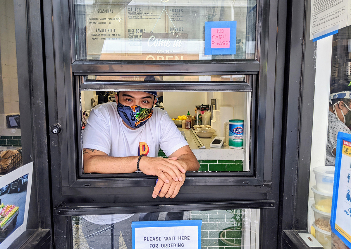 Two Special DTLA Businesses Open During COVID-19
