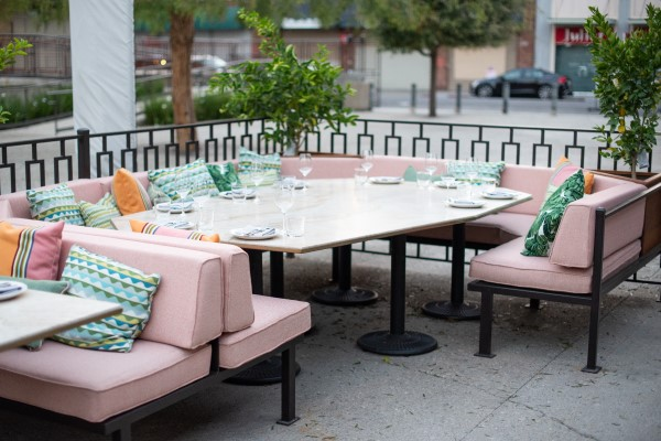 Where to Eat in the Fashion District