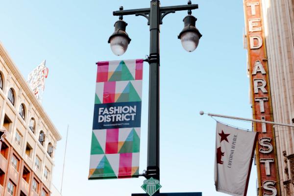 LA Fashion District Blog