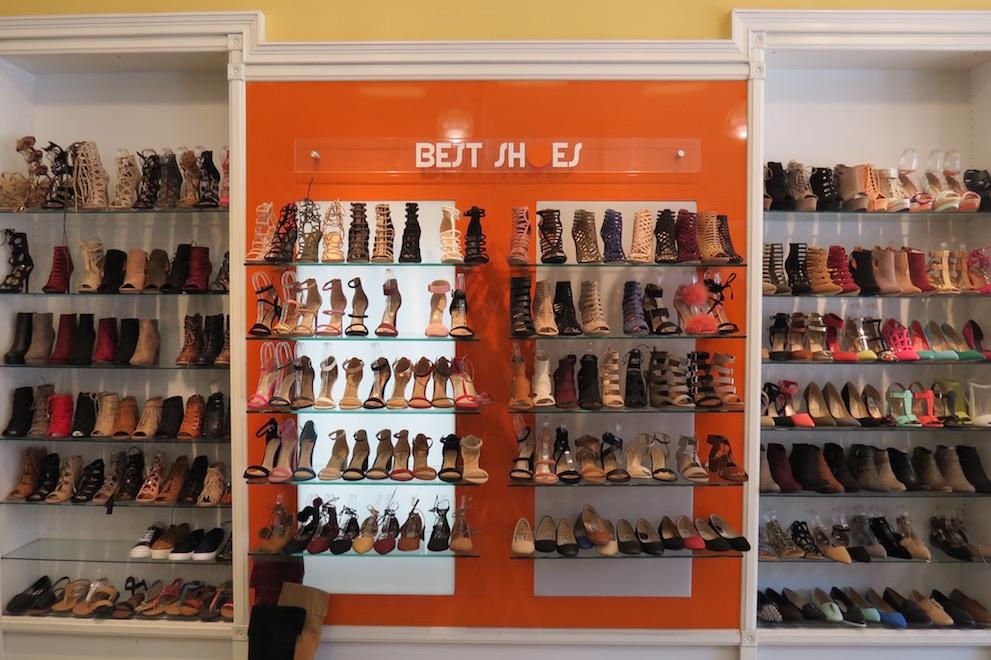 Where to Buy Wholesale Shoes   LA