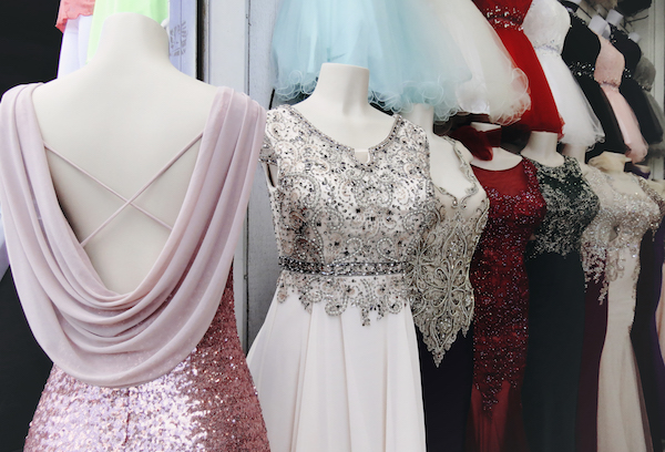 LA Fashion District Prom Shopping Guide