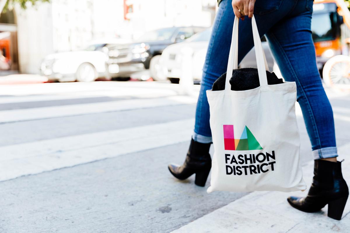 The LA Fashion District Shopping List
