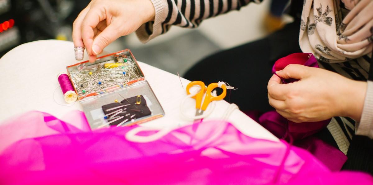 LA Fashion District Manufacturers