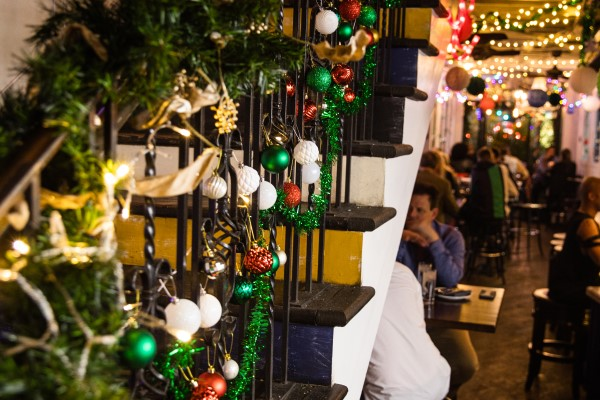 Holidays in the LA Fashion District