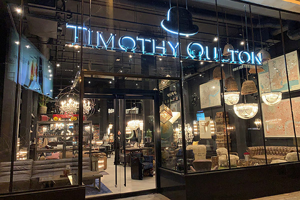 Business Spotlight: Timothy Oulton Downtown Los Angeles