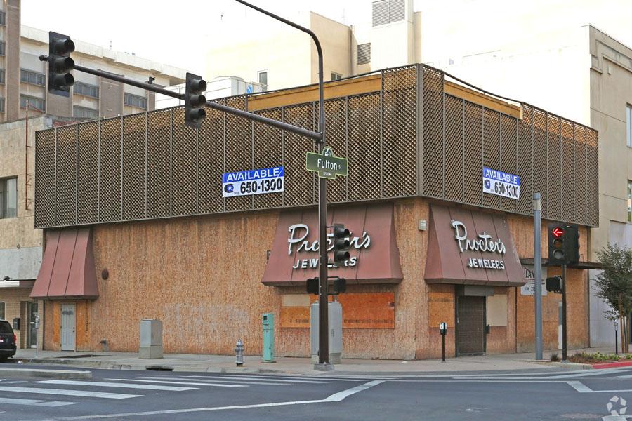 Proctors Building (1201-1203 Fulton St)