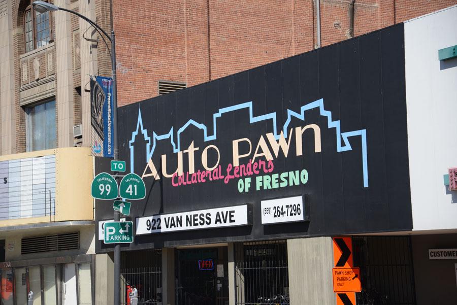 Auto Pawn of Fresno