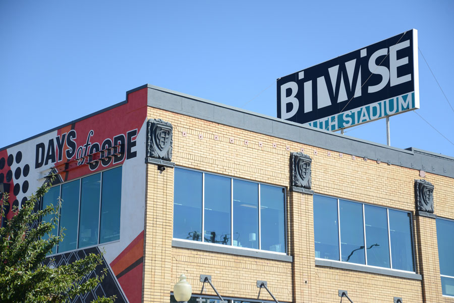 Bitwise, South Stadium
