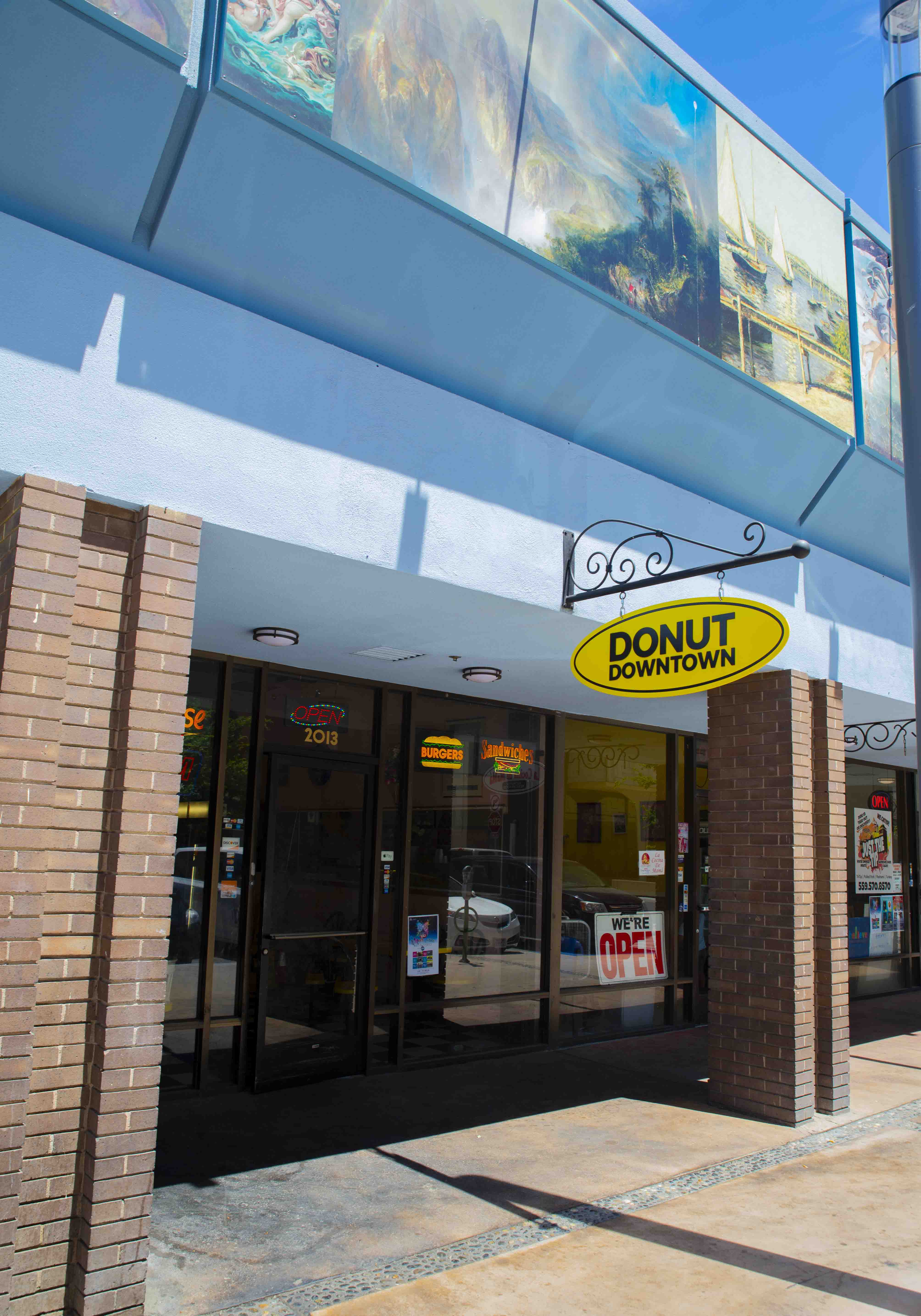 Downtown Donut