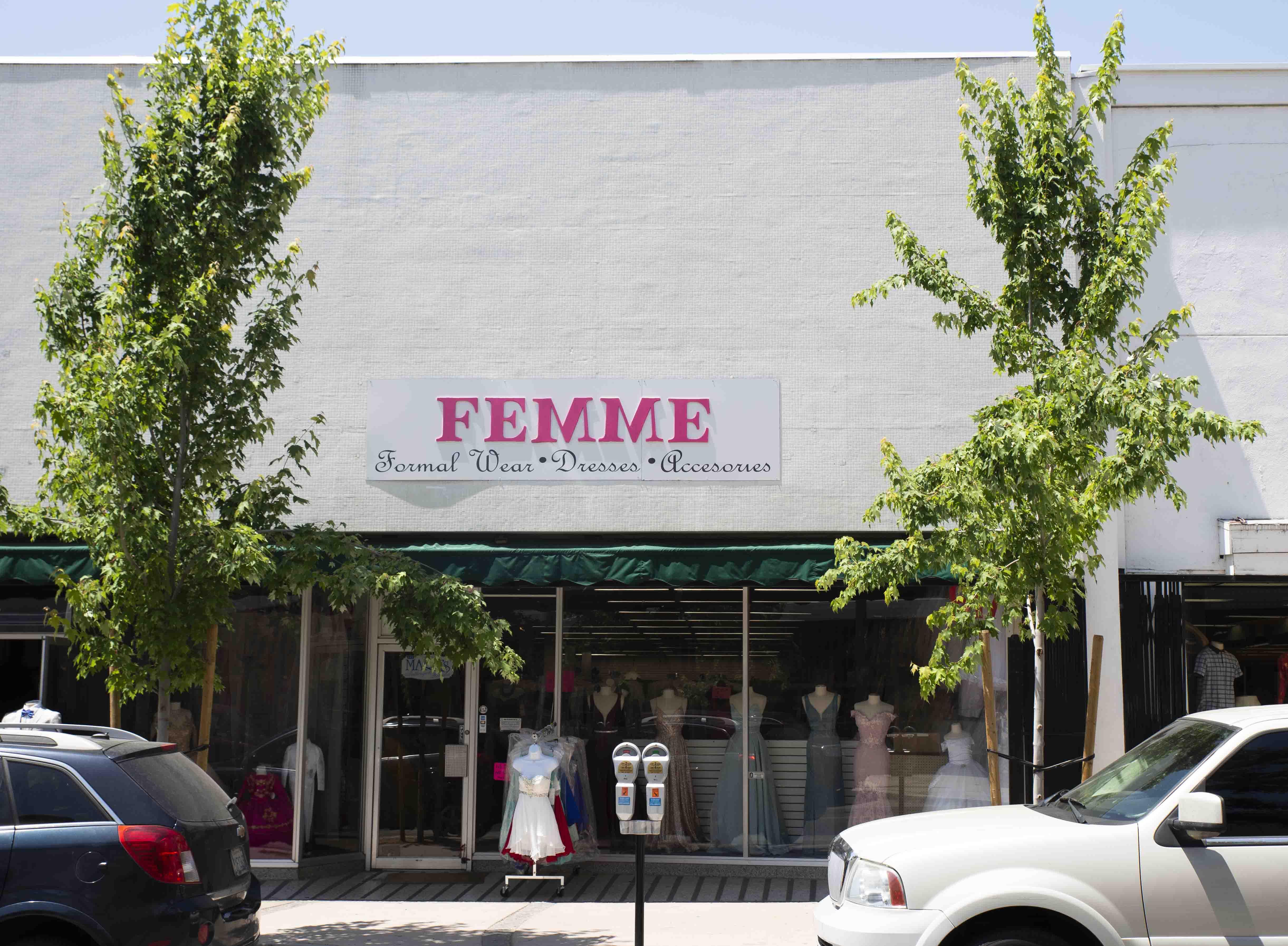 Femme Formal Wear