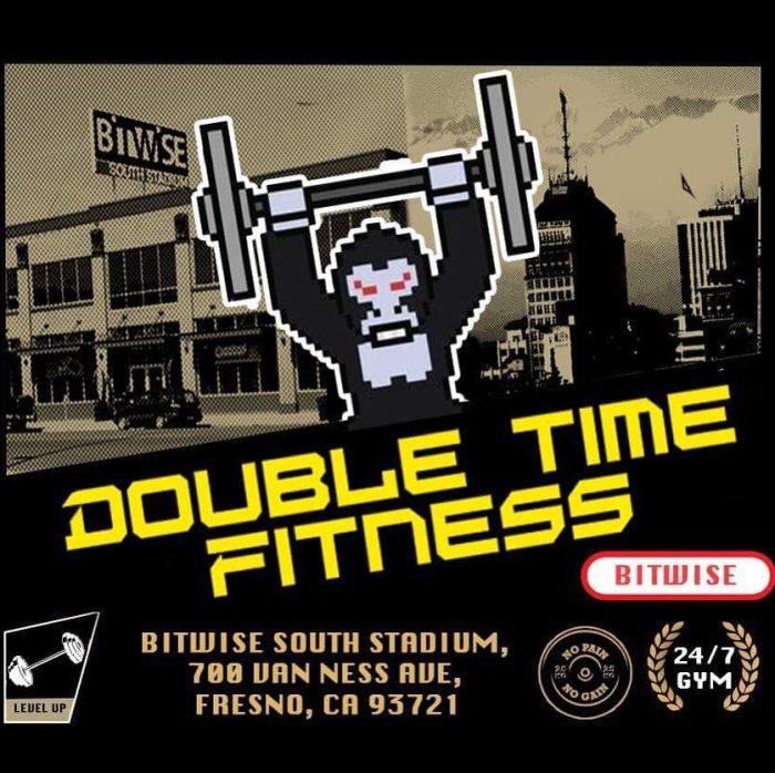 Double Time Fitness Fresno