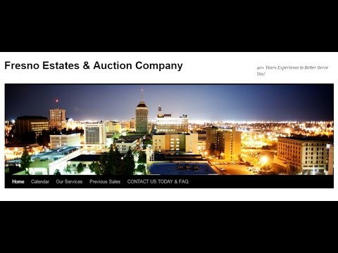 Fresno Estates & Auction Company