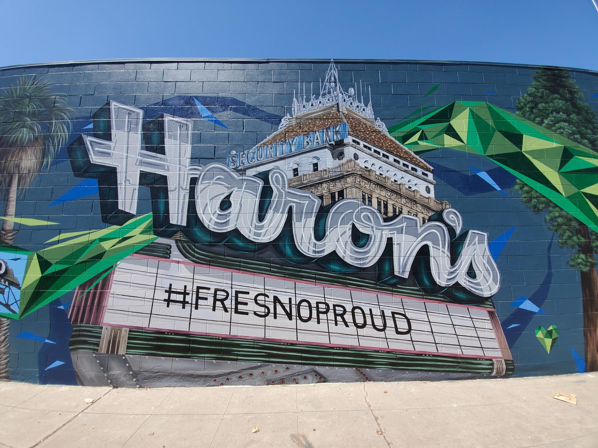 Fresno Proud Mural
