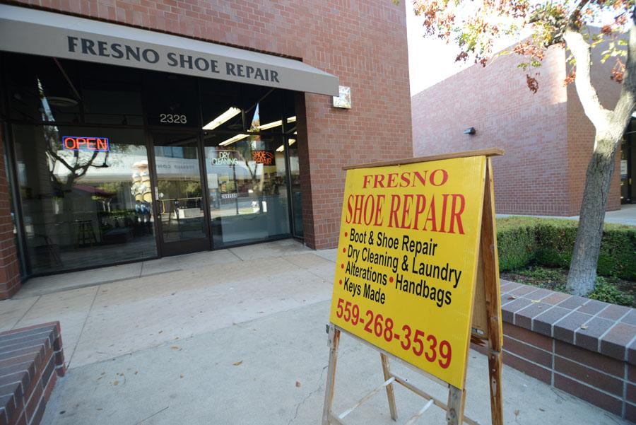 Fresno Shoe Repair