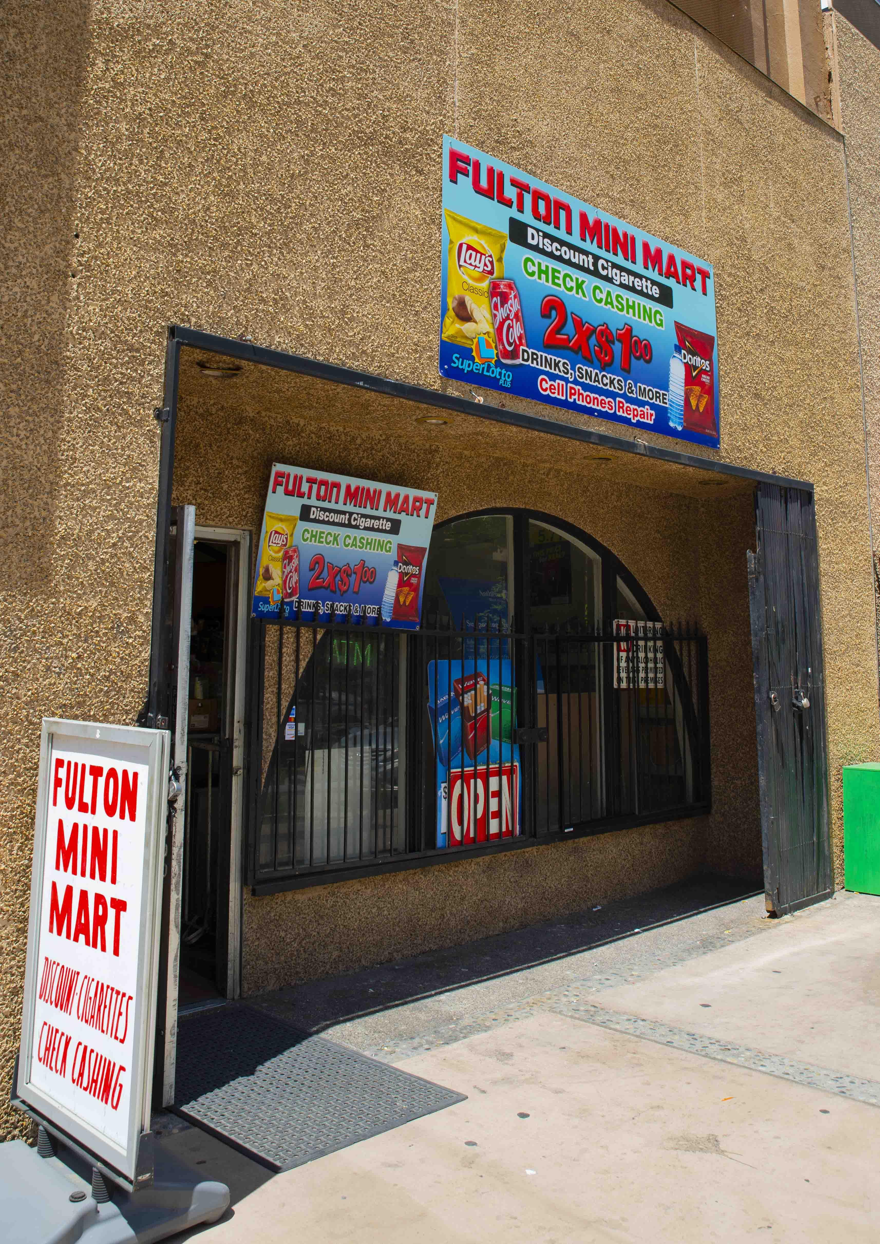 Fulton Mini Mart