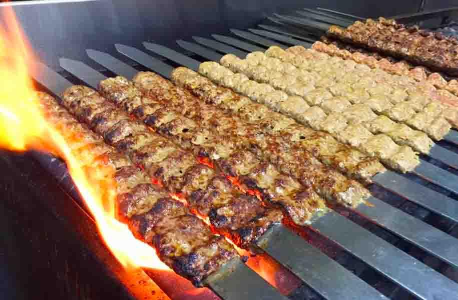 George's Shish Kebab