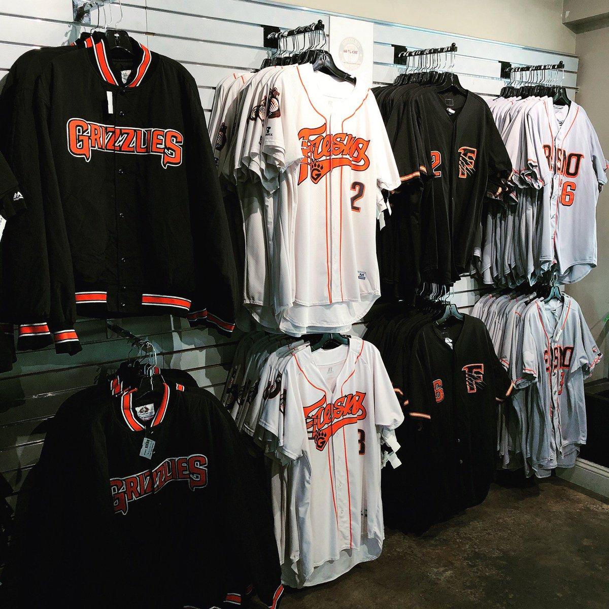 Fresno Grizzlies Team Store