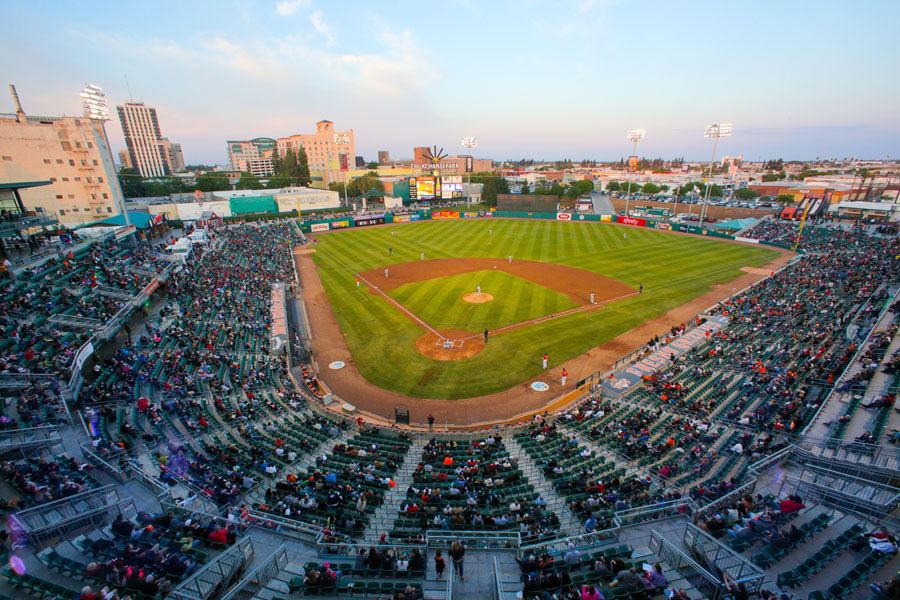 Fresno Football Club at Chukchansi Park