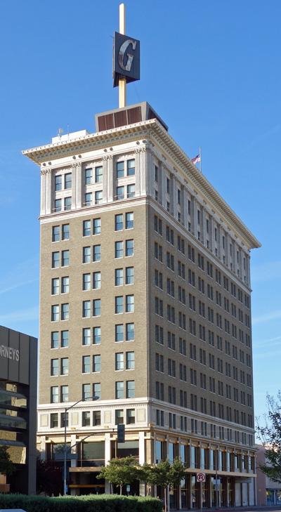 Guarantee Savings Building