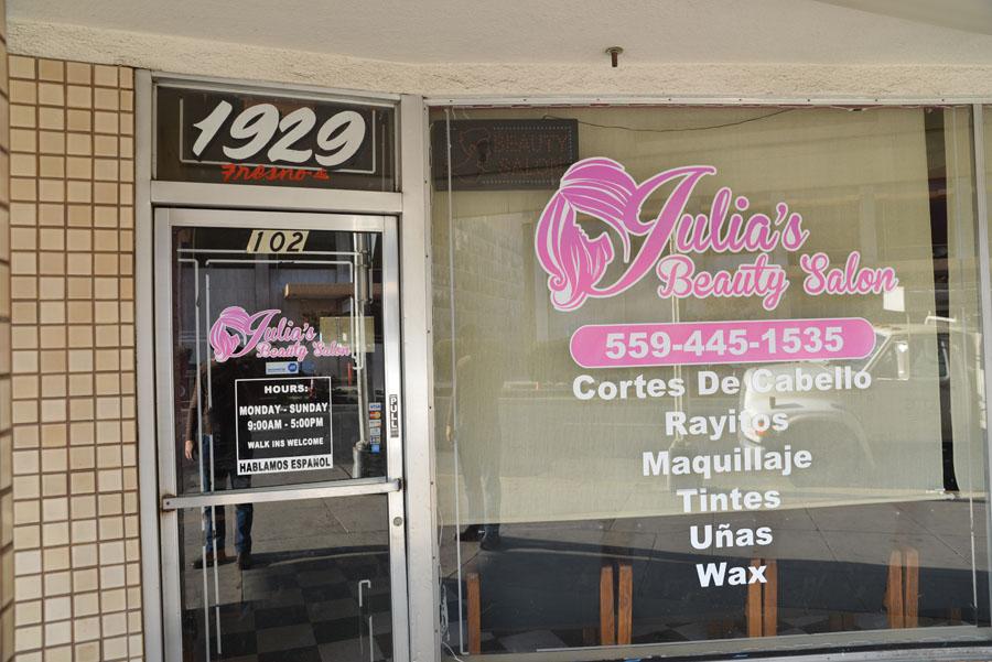 Julia's Beauty Salon