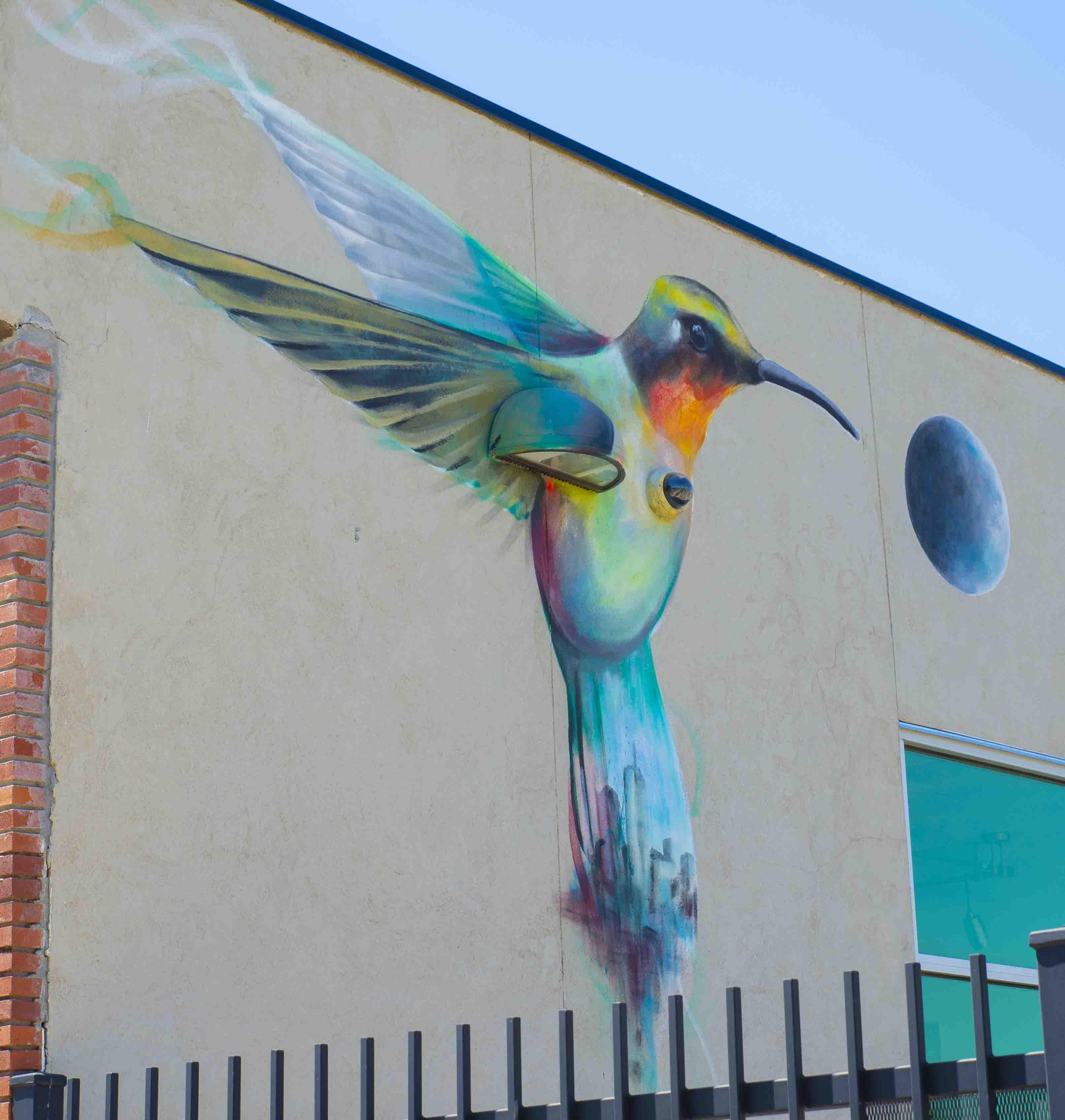 M Street Art Complex Mural