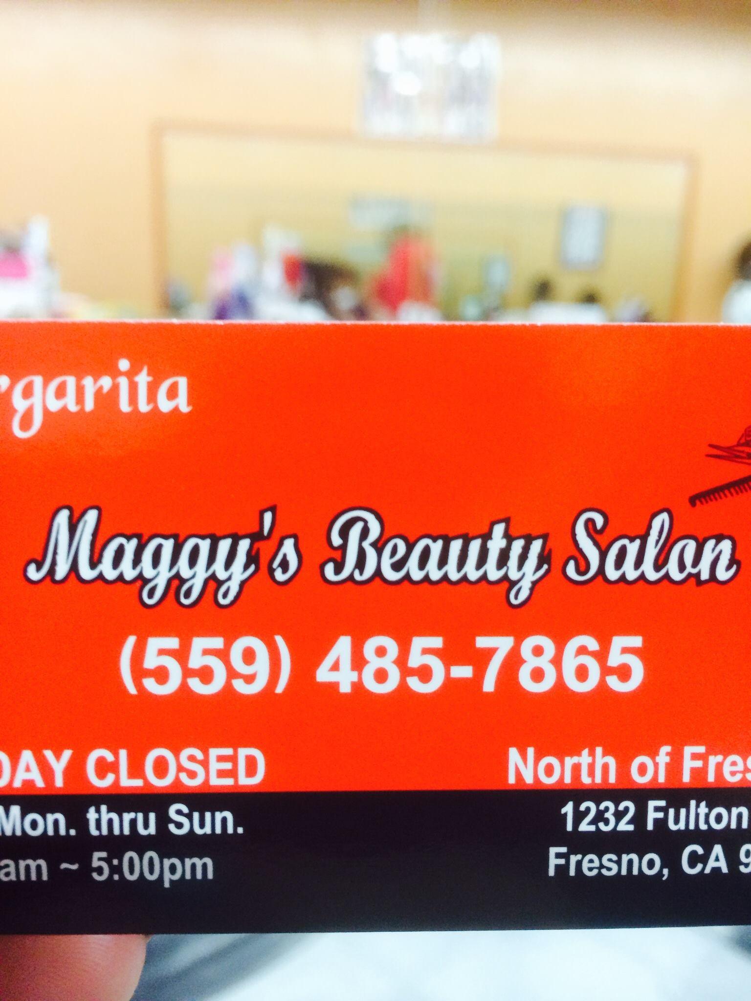 Maggy's Beauty Salon