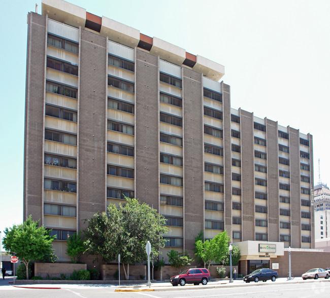 Low Income Apartments Fresno Ca: Masten Towers Senior Living