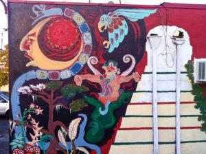 Mayan Calendar Mural