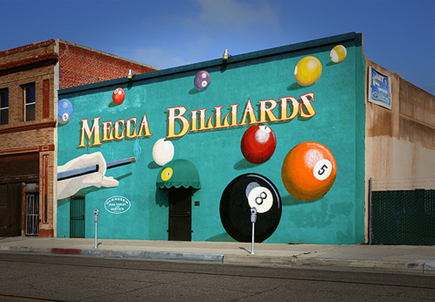 Mecca Billiards