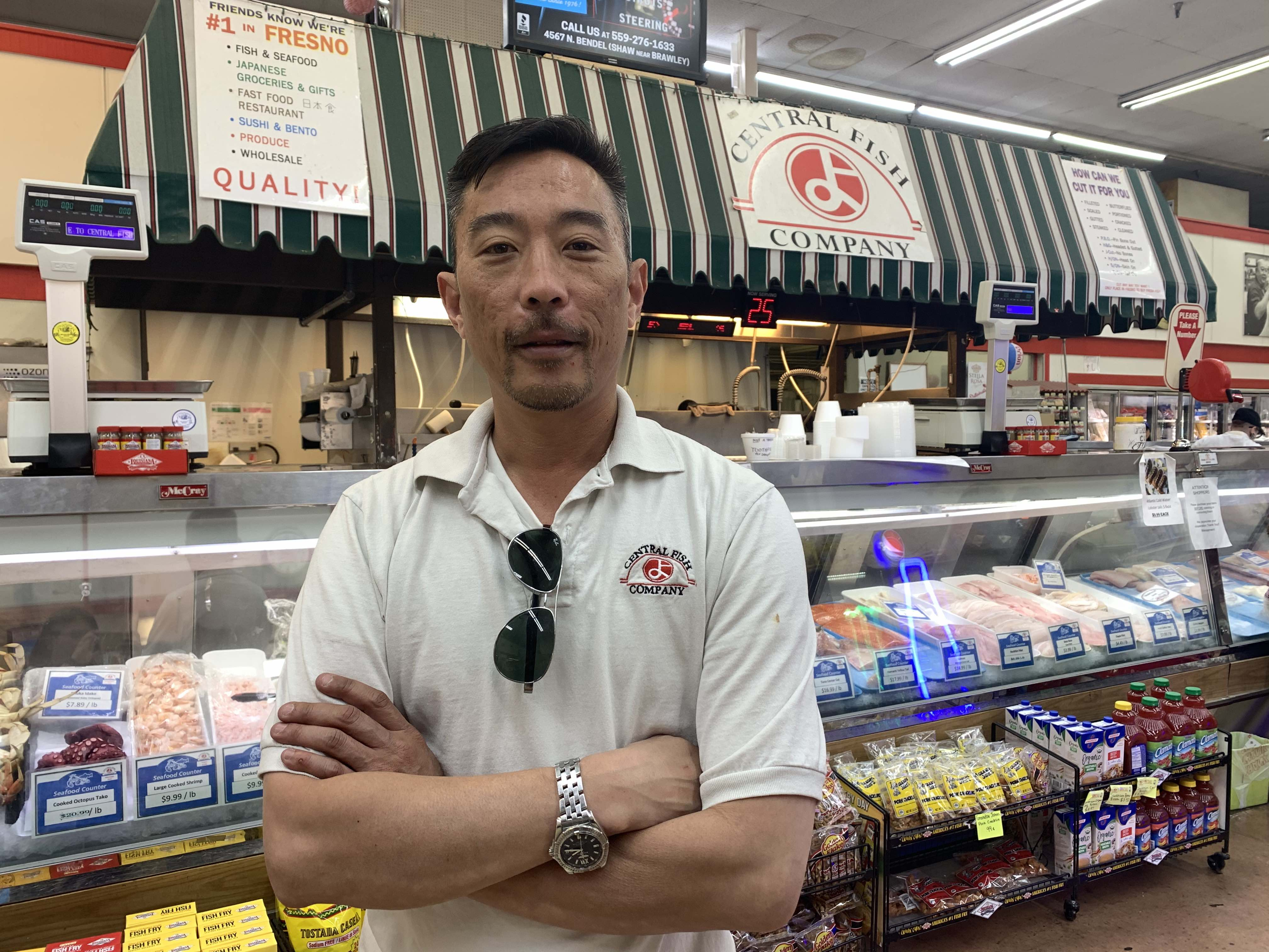 The Legacy of Central Fish Company in Fresno's Historic Japantown