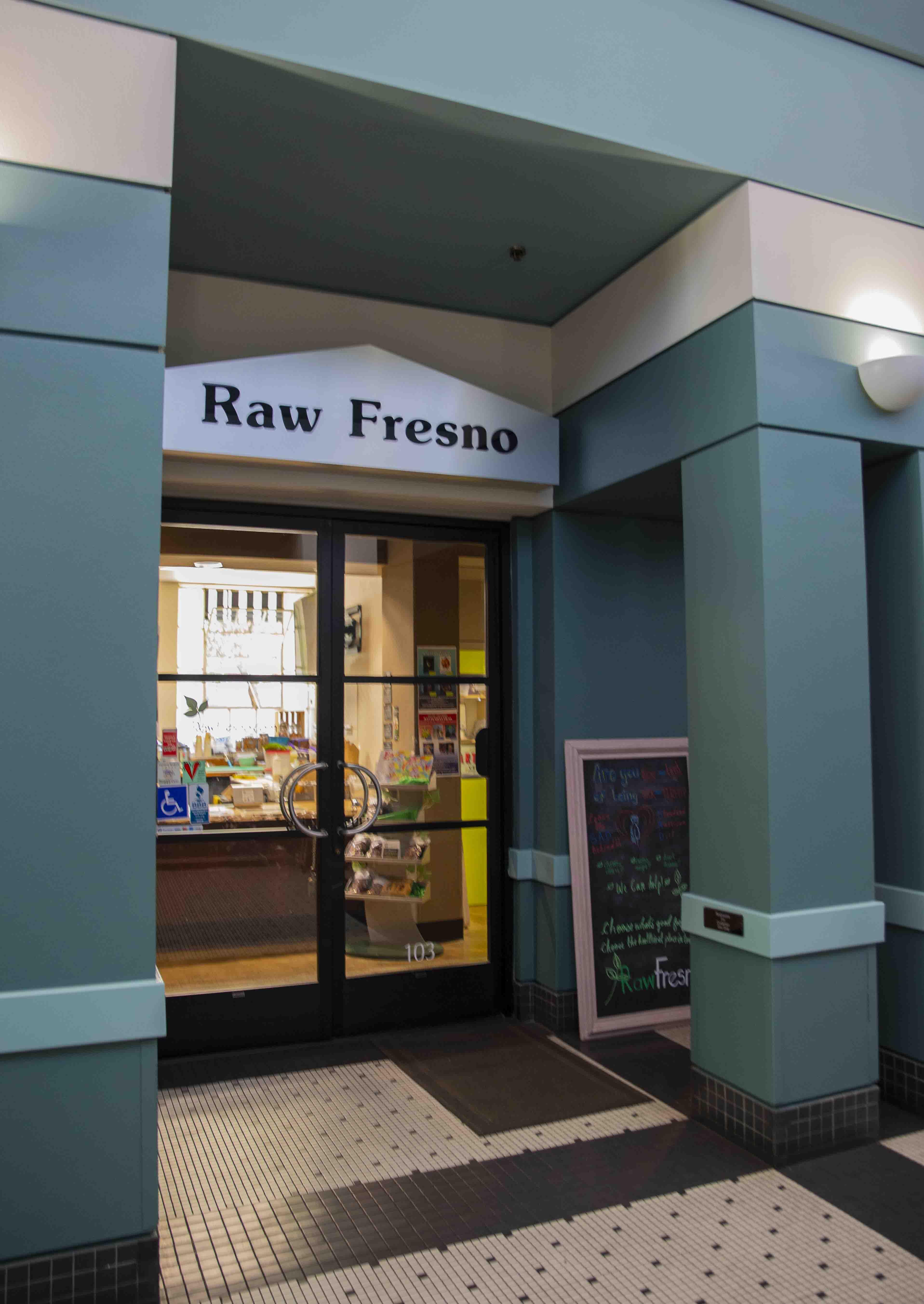 Raw Fresno