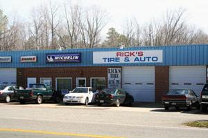 Rick's Tire & Services