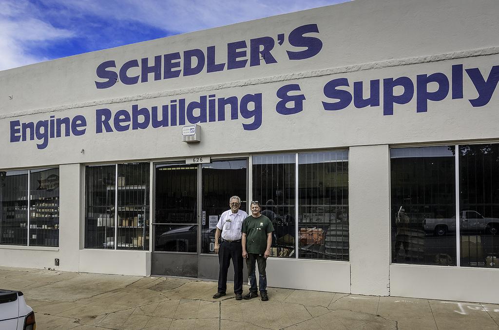 Schedler's Engine Rebuilding