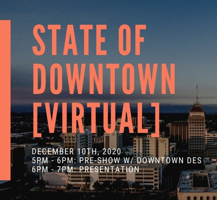 State of Downtown 2020 [Virtual]