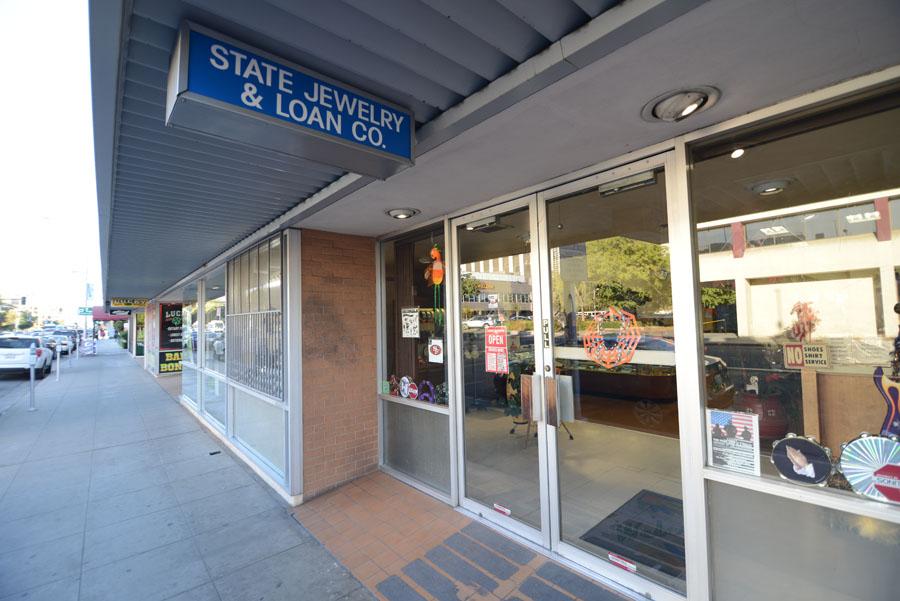 State Jewelry & Loan Co.