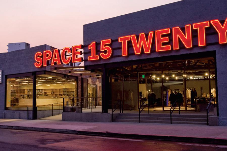 Space 15 Twenty