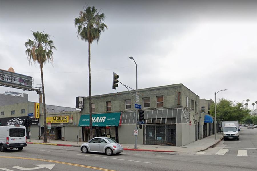 6007 Sunset Boulevard