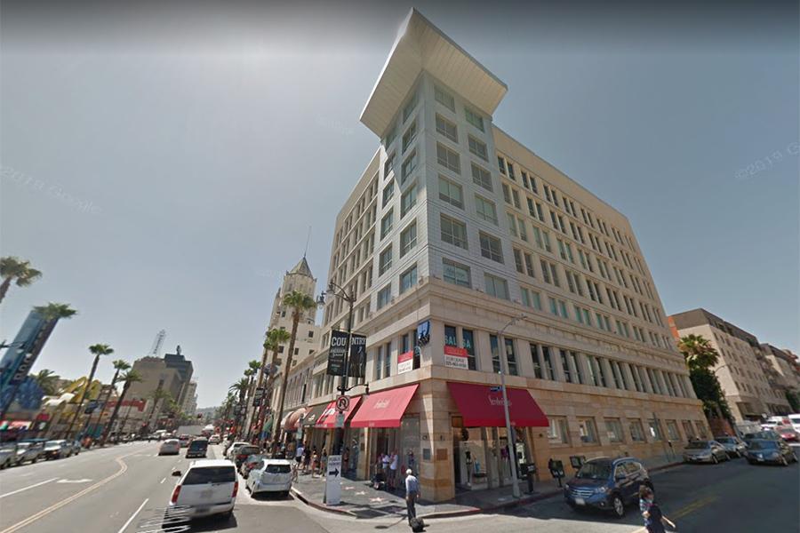 6751 Hollywood Boulevard