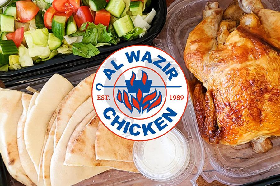 Al Wazir Chicken