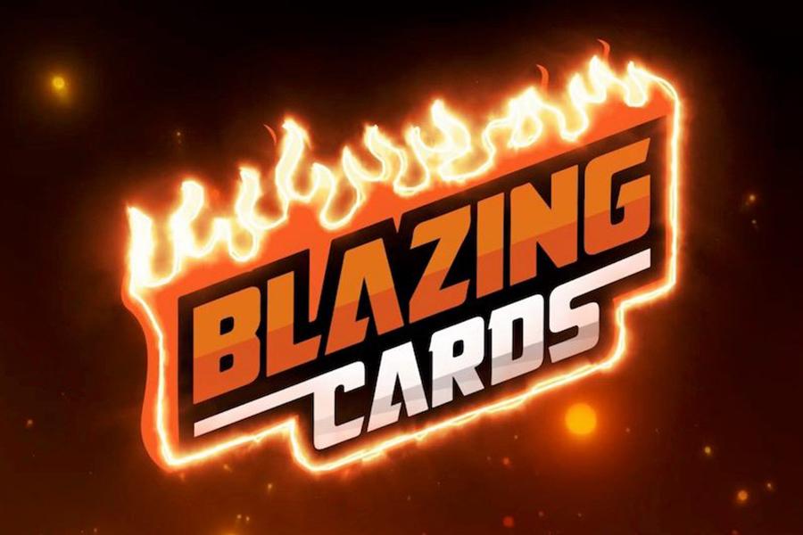 Blazing Cards
