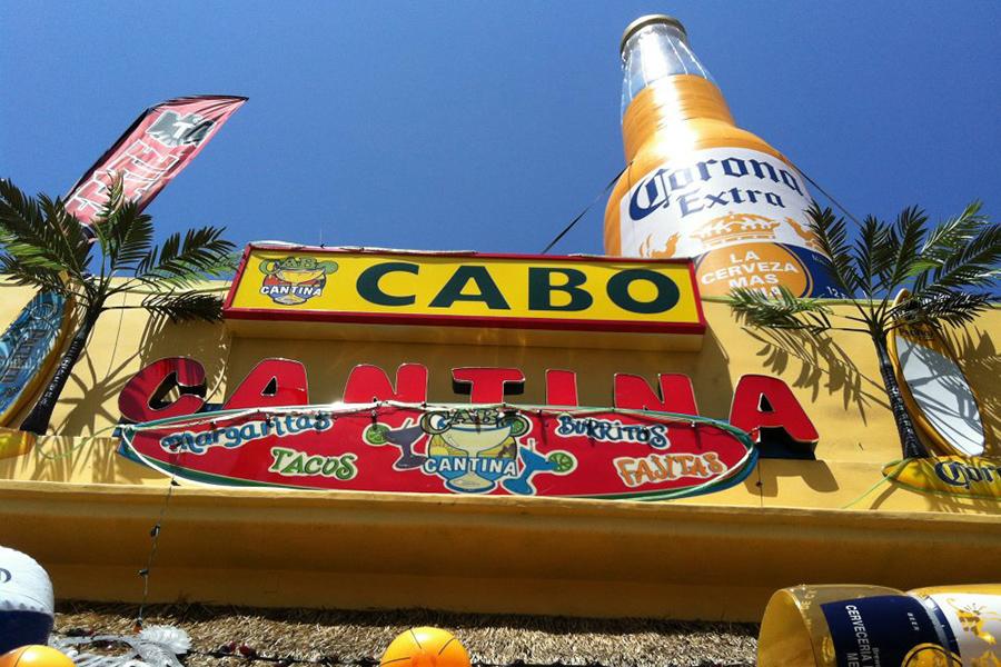 Cabo Cantina Hollywood