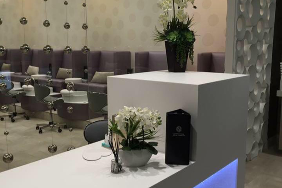 The Champagne Nail Lounge