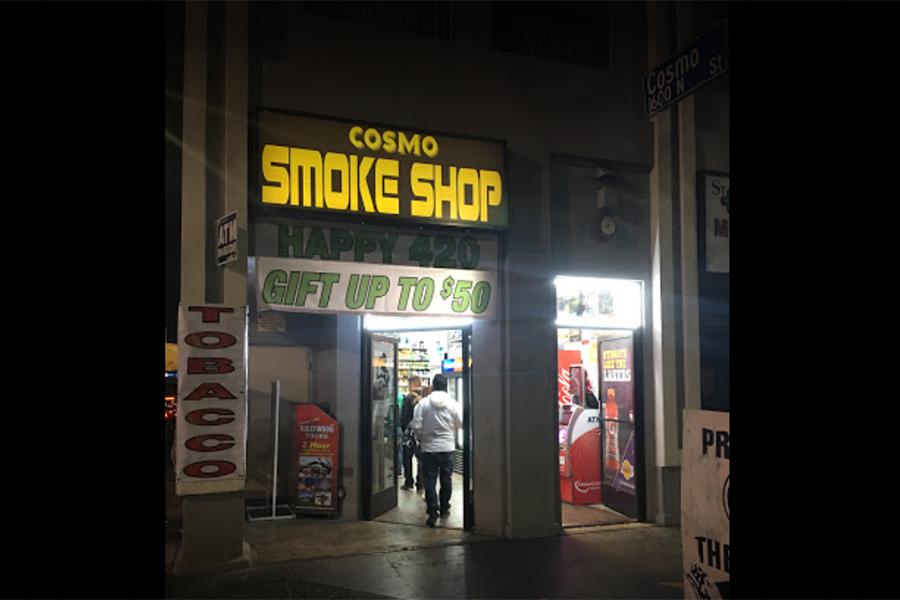 Cosmo Smoke and Vape Shop