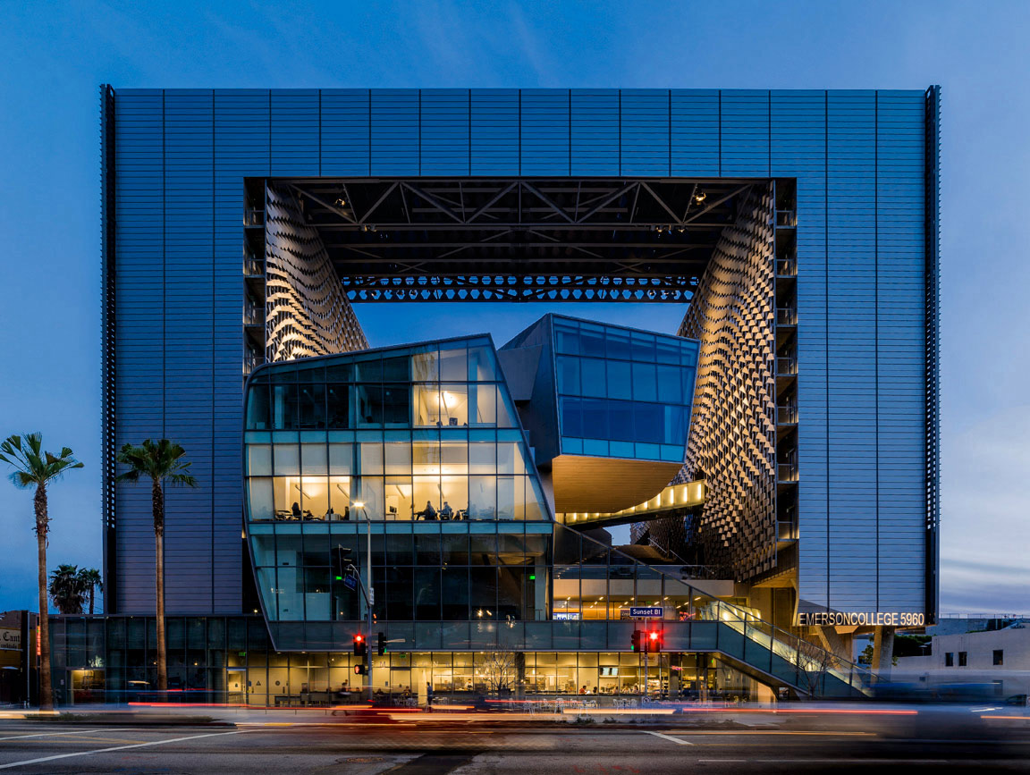 Emerson College Los Angeles