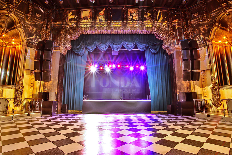 The Fonda Theater