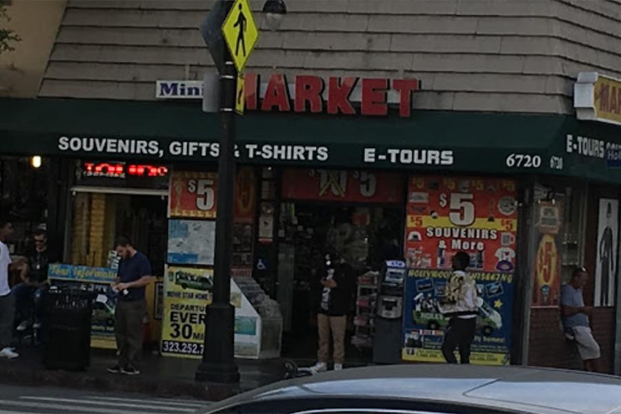 Hollywood 21 Mini Market