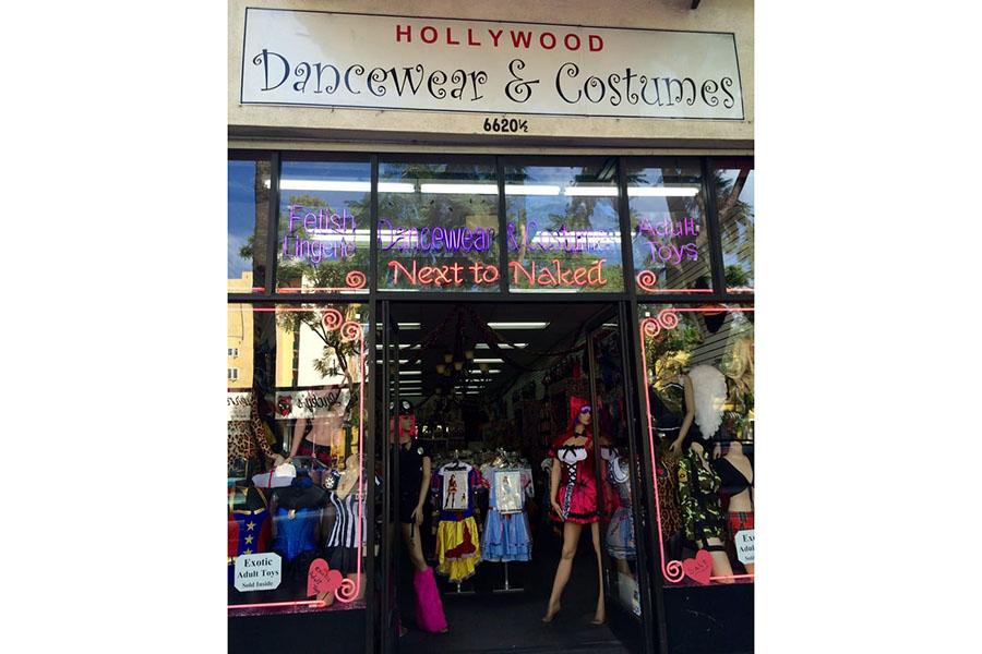 Hollywood Dancewear & Costumes